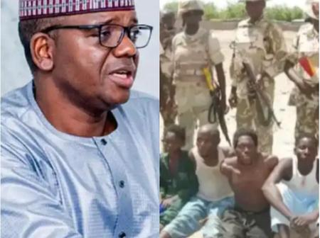 Today's Headlines: Another Prominent Politicians Dump PDP For APC, 3 Kidnappers Shot Dead In Niger