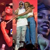 Fans Of Wizkid And Tiwa Savage Engage In Twitter War, See What Caused The Fight (Photos)