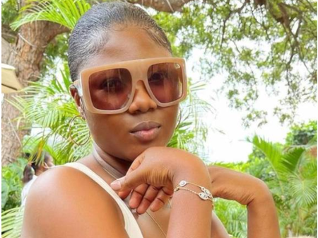 Checkout These No Makeup Looks Of Salma Mumin That Prove She Is Naturally Beautiful