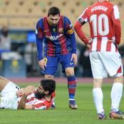 Après son vilain geste sur Asier Villalibre, Messi a désormais un surnom