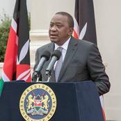 What Presidents Uhuru Kenyatta and Joe Biden Discussed