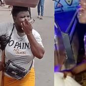 Man Proposes To Amputee Pure Water Hawker Who Is Now A Millionaire With Over N14 Million Naira.
