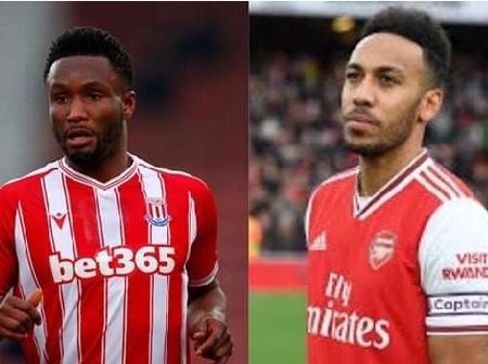 Nigeria star named ahead of Salah, Mane, Auba & Mahrez in top 10 richest African Footballers.