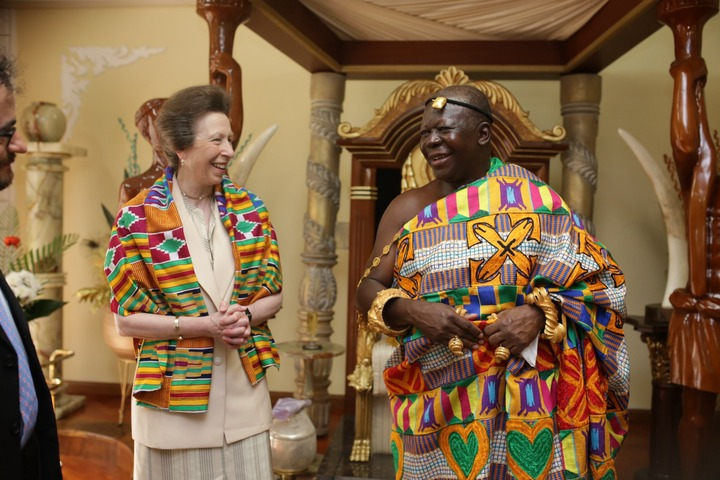 6eec30d1895236e3f3a484a31ac567ac?quality=uhq&resize=720 - Throwback Photos of Otumfour Osei Tutu II hanging out with Queen Elizabeth II causes massive stir