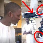 Police Arrest This Hausa Man For Stealing From His In-laws' House, Check Out What He Stole [PHOTOS]