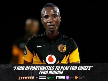 Teko Modise reveals he would have played for Kaizer Chiefs
