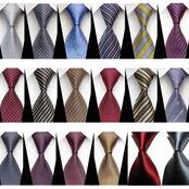 The world of Ties: bringing out bold and confident look