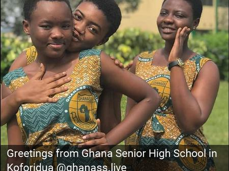 See Photo Of School Uniform That Got Reactions On Facebook.
