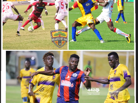 After Round 18 And Kotoko's 4-0 Victory, See The Positions Of Your Favorite Clubs On The GPL Table