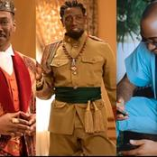 DJ Kaywise, Perruzi And Others React As Davido Performed Hit Song In A Scene In Hollywood Movie