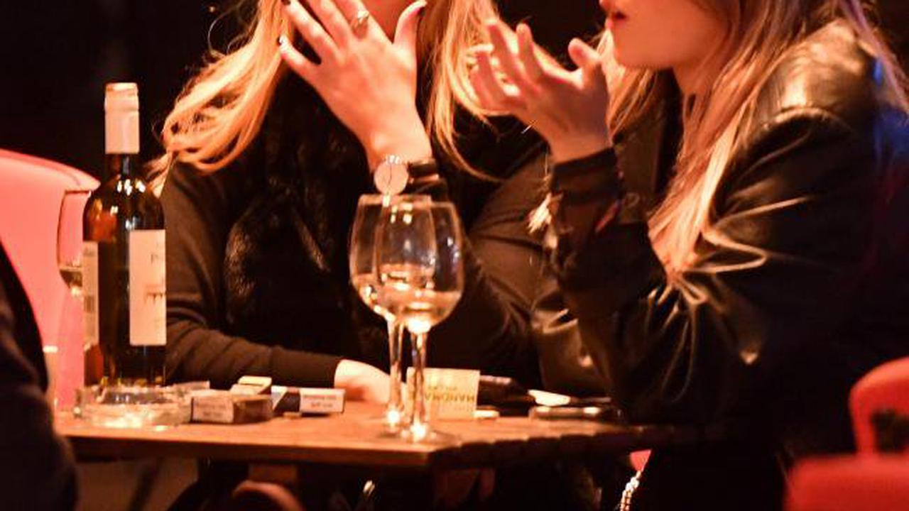 Nearly half of adults drinking more than a year ago, study finds