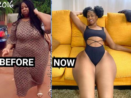 4 Years After She Was Rejected As A Model Because She Was Too Fat, See Her Amazing Transformation