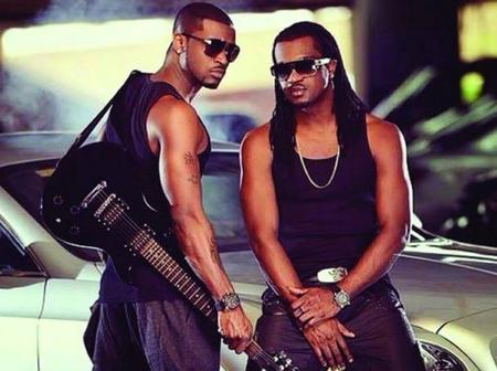 Throwback Photos of Rudeboy and Mr P (P-square) that will make you wonder why they split up