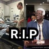 Popular Nollywood Actor, Bruno Iwuoha Is Dead After 3 Weeks In Coma. See What Caused His Death