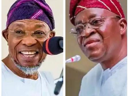 Governor Adegboyega Oyetola Sent Thugs To Kill Me In Osogbo- Minister Of Interior, Aregbesola's Aide
