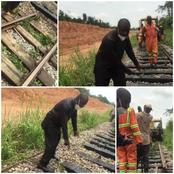 Scrap Dealers 'Cannibalizing' Railway Lines; Workers Demand Maximum Security Patrol