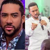 4Years After He Was Ordained As A Pastor, See Photos Of Majid Michael Doing God's Work