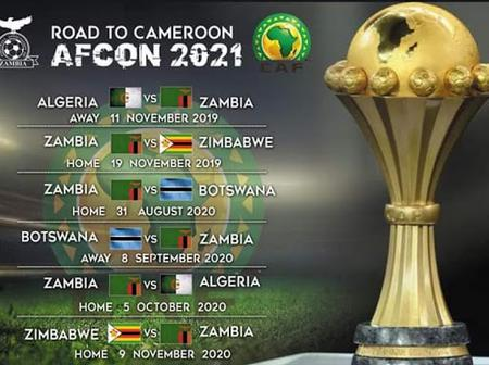 What National teams may get from AFCON 2021