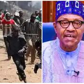 Today's Headlines: Five Kills During Fresh Attack In Kaduna; Buhari Vows Over Ending Kidnapping.
