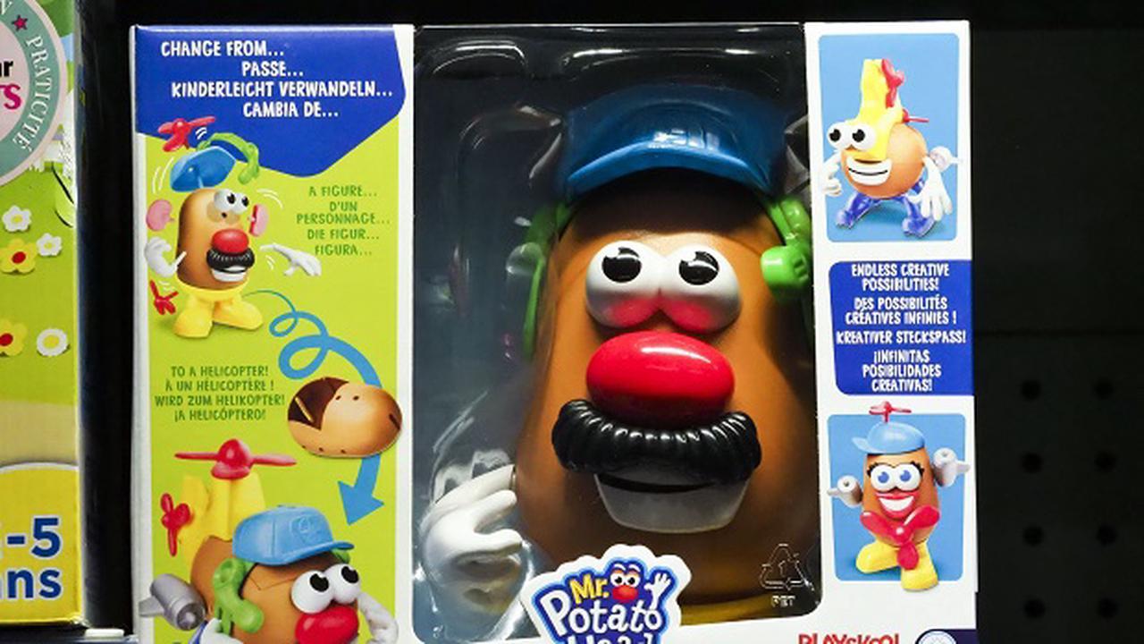 Hasbro: cult toy brand 'Monsieur Potato' will no longer be gendered