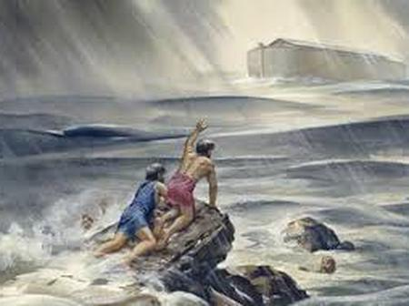 Check Out The Full Story Of The Second Father Of Humanity- Prophet Noah And The Flood