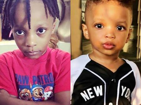 Olamide's Son and Wizkid's Son, Who Is More Handsome? See Cute Pictures