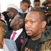 Terrorist or Not? This Early Morning 'Confession' by Mike Sonko's Family Raises Speculations(Video)