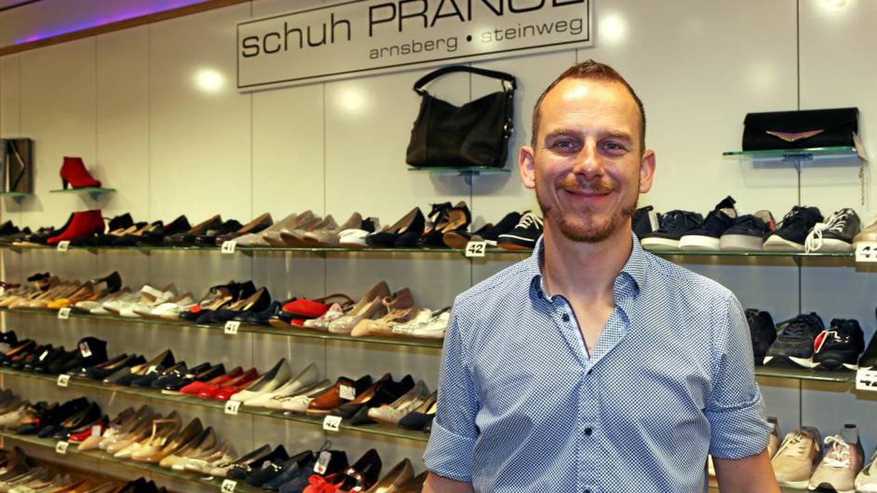 Christian Prange ist vom Standort Arnsberg überzeugt