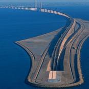 Voici le pont-tunnel qui relie la Suède et le Danemark sous l'eau, les images !