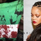 Lekki Massacre: My heart breaks for Nigeria - Rihanna cries