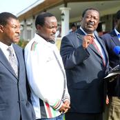 Raila's Last Bullet?Speculations Arise After These Early Morning Coalition Remarks by Otiende Amollo