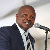 Deputy President David Mabuza to address on World AIDS Day.