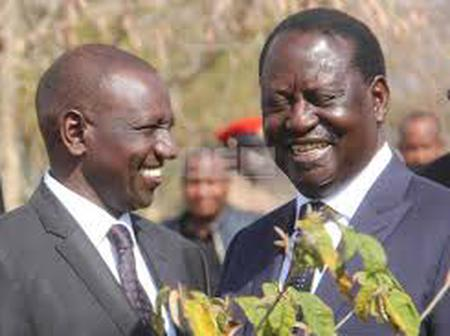 Why a Ruto-Raila Alliance Is Not Easy To Happen: Opinion