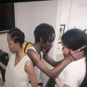 BBNaija: Nengi Sheds Tears As Ozo Ignores Her At The Party, Laycon Comforts Her (Photos)