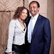 The Age Of Patrice Motsepe's wife left Mzansi speechless