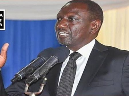 DP Ruto Steers Away from Politics During His Speech at Nyachae's Burial
