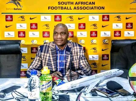 Bafana Confirm Starting Lineup Against Sudan