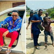 Zubby Michael Shares 3 New Photos On His Instagram Page