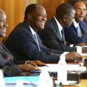Nouveau gouvernement de Ouattara : voici les ministres indésirables