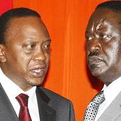 Kang'ata now Says the Fallout Between Uhuru and Raila is Real and Cannot be Repaired (Video)