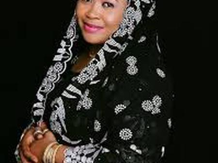 Meet Hajiya Ahmadu Fintiri, the First Lady of Adamawa State that is always seen rocking her Hijab