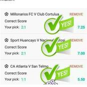 Three Games With Must Over 10.5 Conners With Other Interesting Tips