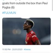 Paul Pogba breaks Premier League record.