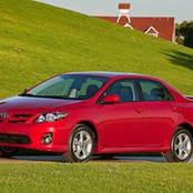Ten Tips To Maintain Your Toyota Corolla