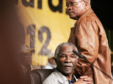 OPINION - The ANC under the leadership of JZ had no plans to recall Mbeki