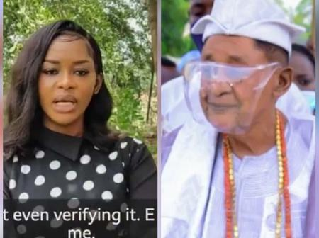 Alaafin's 13th Wife: Chioma Nwadike involves her lawyers, accuses bloggers of character defamation