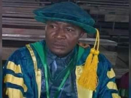 Painful: See More Pictures Of Lecturer Murdered In Benue By Unknown Armed Men
