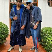 Somizi and Vusi Nova secret is out. Look what they have done