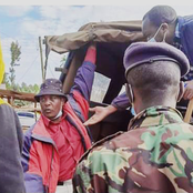 Tension High As Police Arrest UDA Candidate In Kiamokama Ward By-Election Over Bribing Voters Allegations