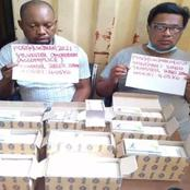 Man arrested for supplying biscuits, cakes baked with drugs in Lagos.
